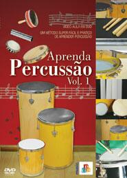 DVD ABC PERCUSSAO VOL 1