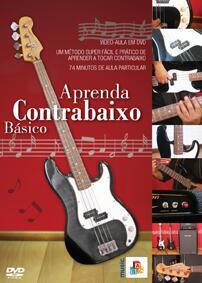 DVD ABC CONTRABAIXO BASICO