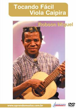 DVD VIOLA CAIPIRA - ROBSON MIGUEL