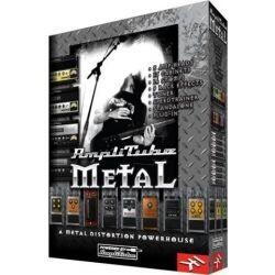 INTERFACE AMPLITUBE METAL STUDIO