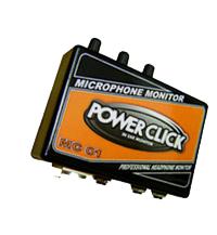 AMP P/ FONE DE OUVIDO POWER CLICK MC 01
