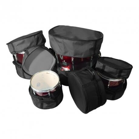 BAG BATERIA 5 PCS DRUM SHOP 4022 LUXO 22X18