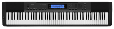 PIANO DIGITAL CASIO CDP235RBK C2INM2 SEM ESTANTE