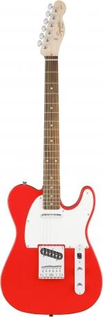 GUITARRA FENDER 031 0200 570 SQUIER AFFINITY RED