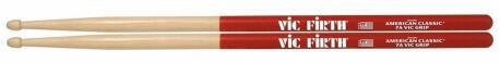 BAQUETA VIC FIRTH AMERICAN CLASSIC 7A VIC GRIP