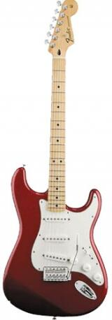 GUITARRA FENDER 014 4602 STD STRAT 309 CANDY APPLE