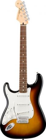 GUITARRA FENDER 014 4620 STD STRAT LH 332 BROWN SU
