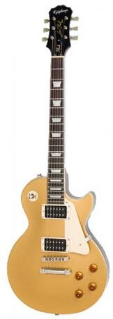 GUITARRA EPIPHONE LP GOLD TOP SLASH MG