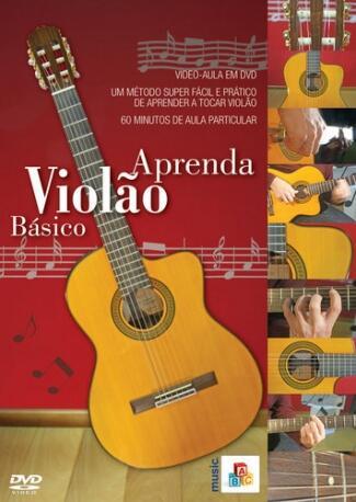 DVD ABC VIOLAO BASICO