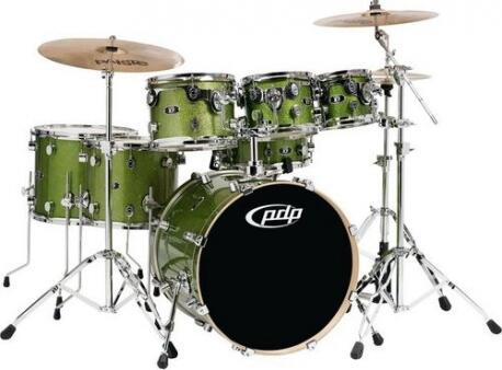 BATERIA PACIFIC X7 GREEN 22