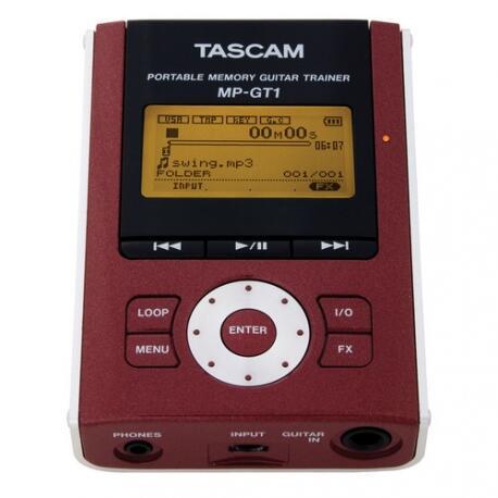 GUITAR TRAINER TASCAM MP-GT1