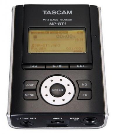 BASS TRAINER TASCAM MP-BT1