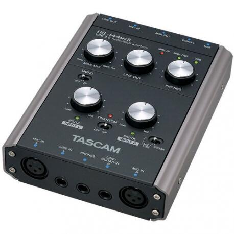 INTERFACE TASCAM US-144