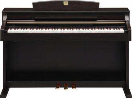 PIANO DIGITAL CLAVINOVA YAMAHA CLP-340-BRA
