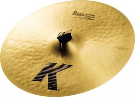 CRASH ZILDJIAN K0901 K DARK THIN 15""