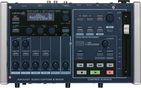 ESTUDIO PORTATIL ROLAND VS 100