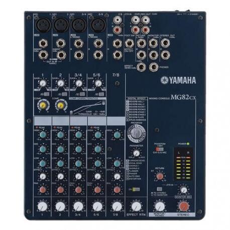 MIXER YAMAHA 8C MG82 CX