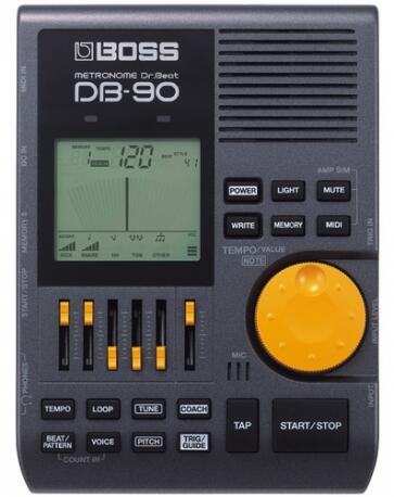 METRONOMO BOSS DB-90