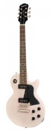 GUITARRA EPIPHONE LP SPECIAL COLOR TV WHITE